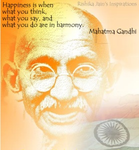 Mahatma-Gandhi-Happiness